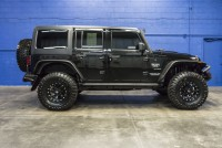2012 Jeep Wrangler Unlimited Call Of Duty MW3 4x4