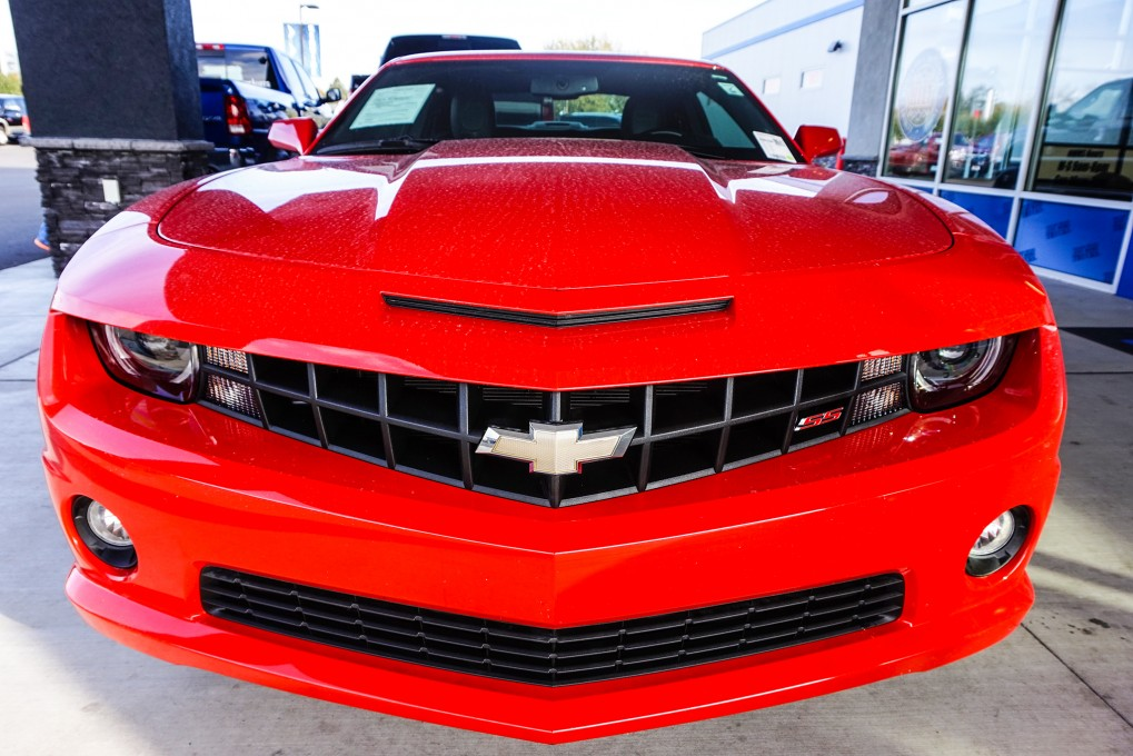 2012 chevrolet camaro ss rwd. Black Bedroom Furniture Sets. Home Design Ideas