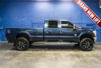 Lifted 2015 Ford F-350 XLT 4x4