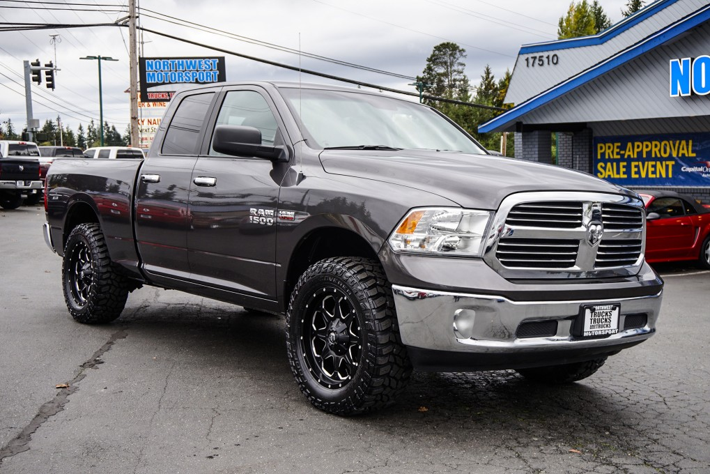 Lifted 2016 Dodge Ram 1500 Big Horn 4x4_49876on Dodge Ram 1500 Transmission
