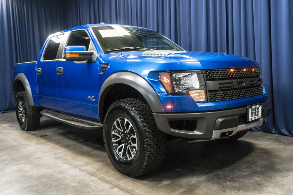 2014 ford f 150 svt raptor 4x4 for 2014 ford f 150 exterior colors