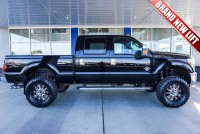 Lifted 2016 Ford F-350 Lariat 4x4