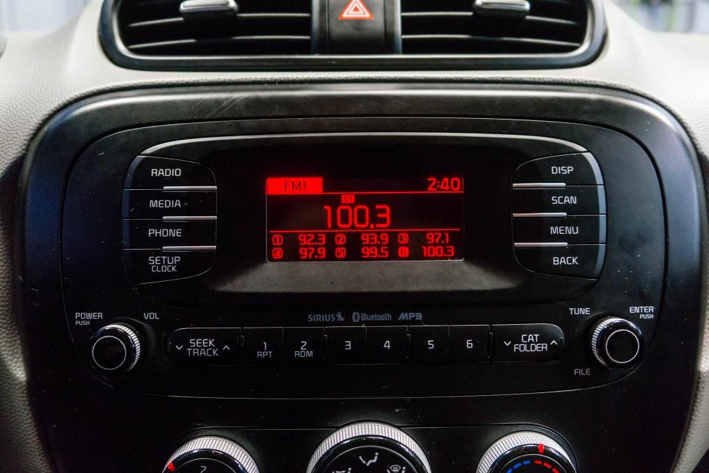 2014 kia soul manual transmission
