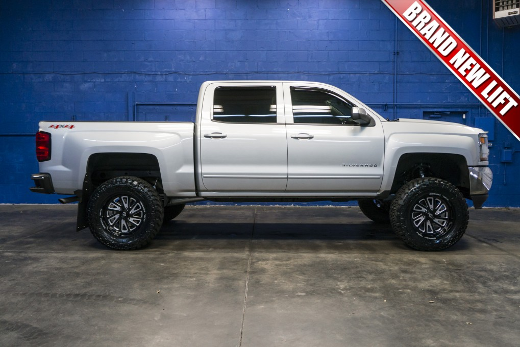 Chevy Silverado Lifted 4×4 For Sale