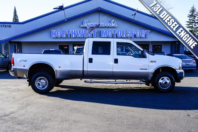 2002 Ford F-350 Lariat Dually 4x4