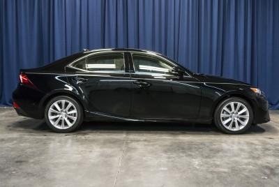 2014 Lexus IS250 AWD