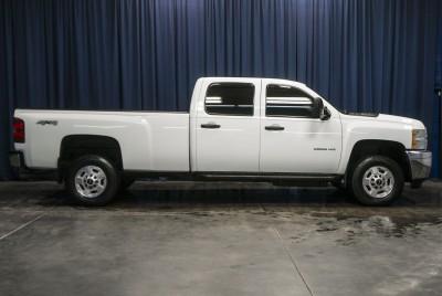 2011 Chevrolet Silverado 2500 4x4