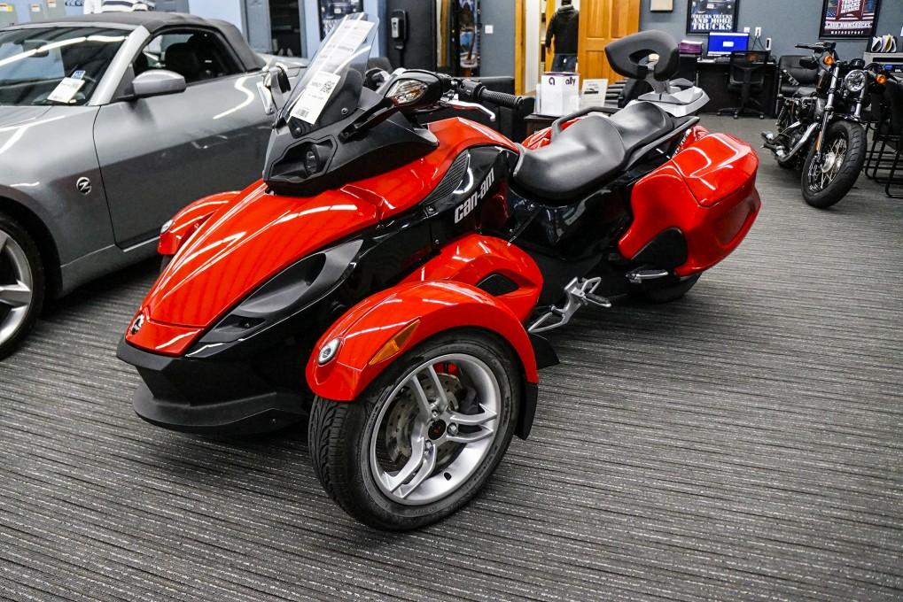 2008 Can-Am Spyder GS 5S R