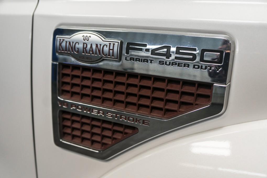 2010 Ford F-450 King Ranch Dually 4x4