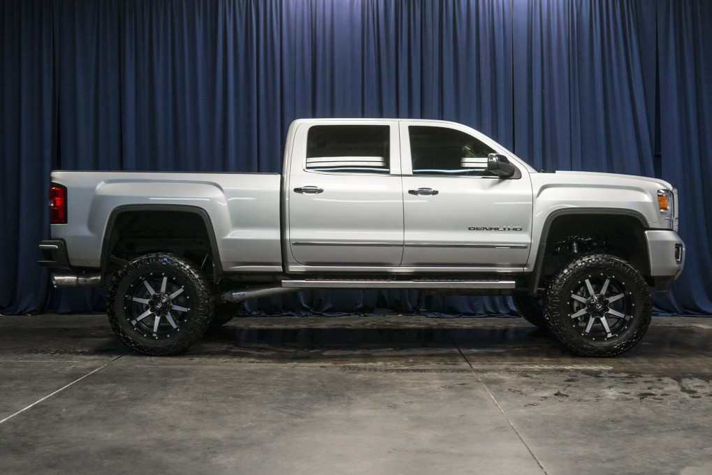 2014 Chevy Silverado 2500 Deisel Autos Post
