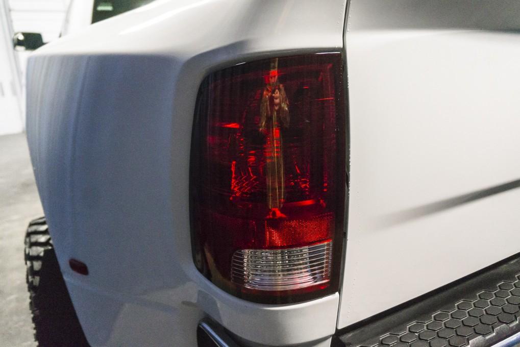 Lifted 2016 Dodge Ram 3500 Dually 4x4