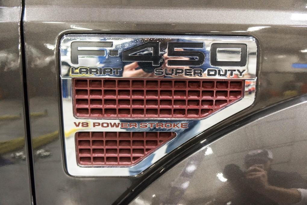 2008 Ford F-450 Lariat Dually RWD