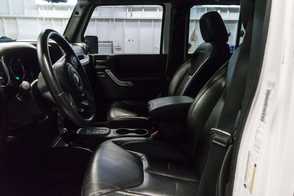 2013 Jeep Wrangler Unlimited Rubicon 4x4