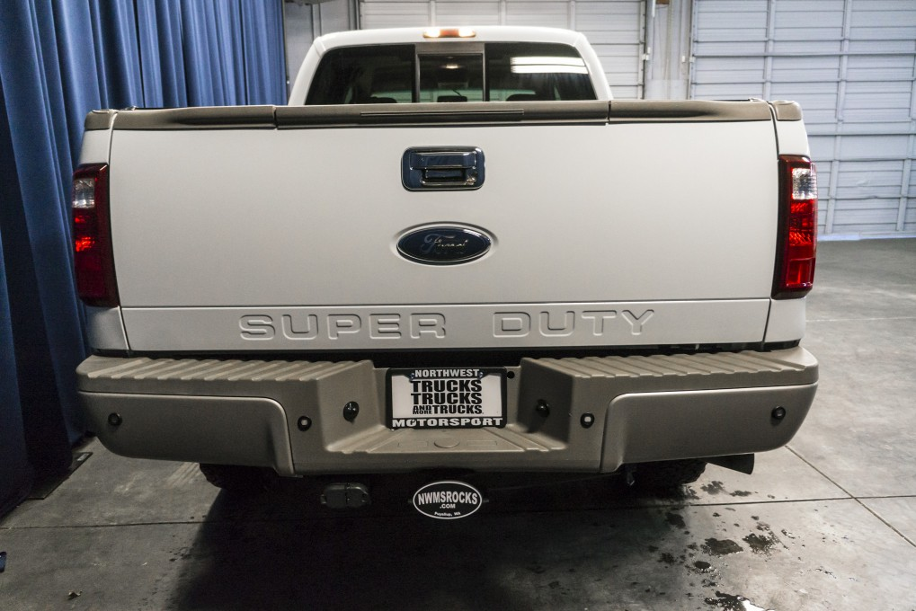 2008 Ford F-350 King Ranch 4x4