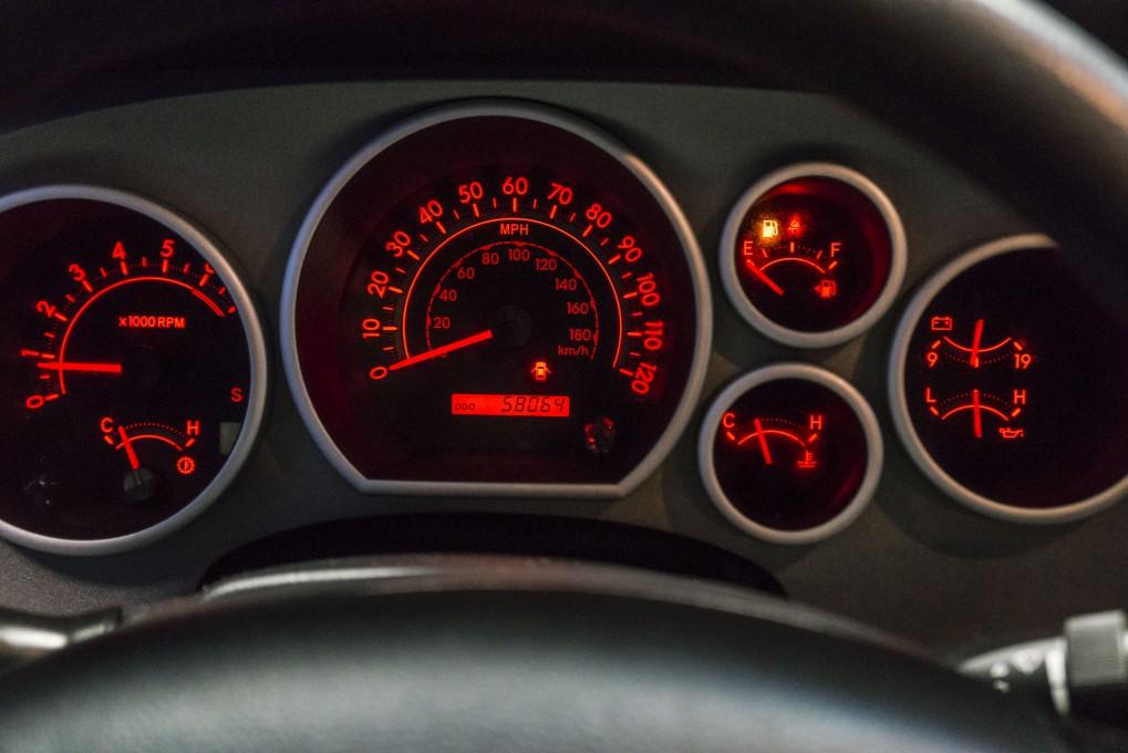Lifted 2012 Toyota Tundra 4x4