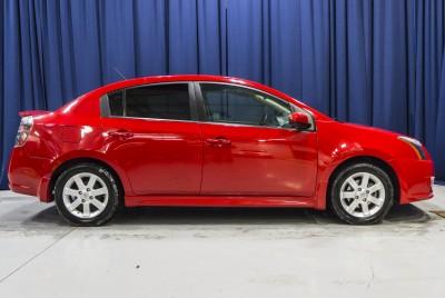 2012 Nissan Sentra SR FWD