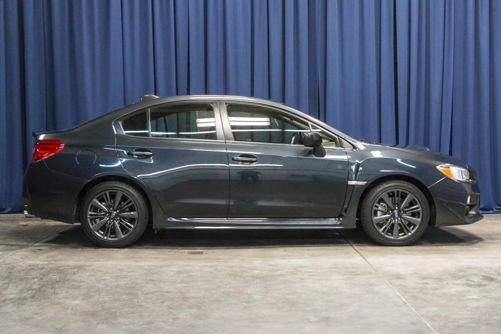 2016 Subaru WRX AWD