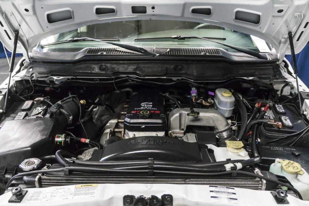 2004 Dodge Ram 3500 SLT 4x4