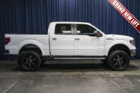 Lifted 2014 Ford F-150 Lariat 4x4
