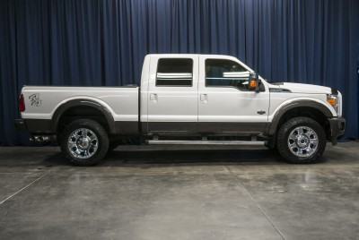 2016 Ford F-350 King Ranch 4x4