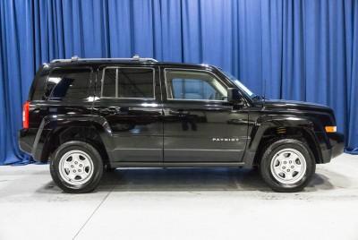 2014 Jeep Patriot 4x4
