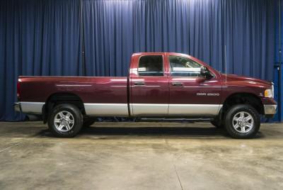 Lifted 2003 Dodge Ram 2500 SLT 4x4