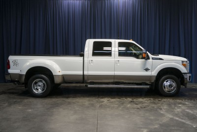 2011 Ford F-350 Lariat Dually 4x4