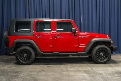 2010 Jeep Wrangler Unlimited Sport 4x4