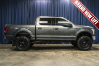 Lifted 2016 Ford F-150 XLT 4x4