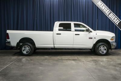 2012 Dodge Ram 2500 4x4