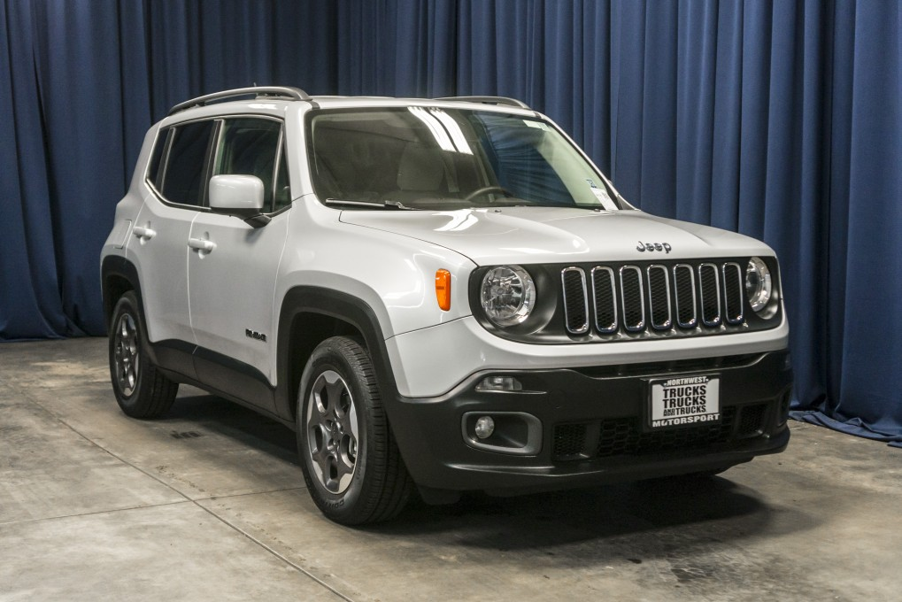 Used 2015 Jeep Renegade, $17999