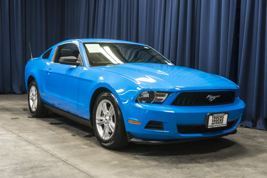 Used 2012 Ford Mustang, $15999