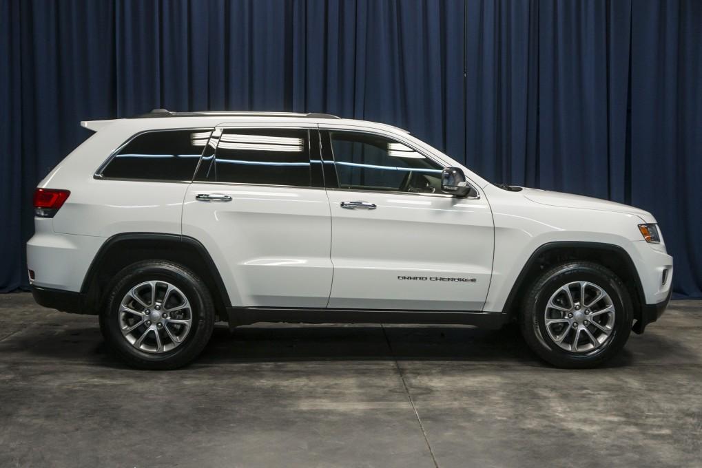Used 2015 Jeep Grand Cherokee, $34999