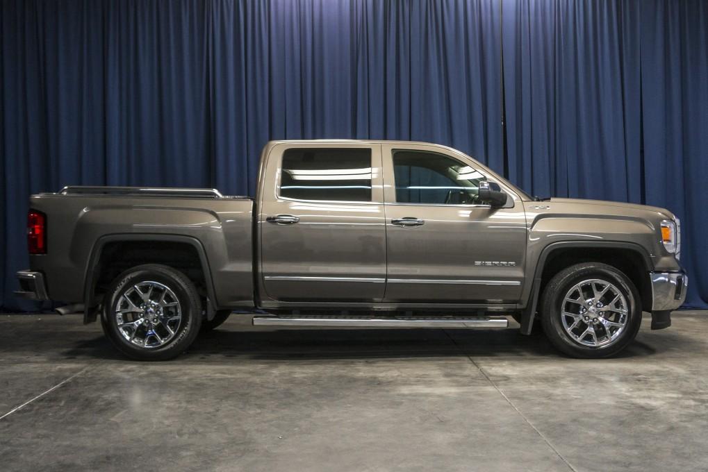 Used 2014 GMC Sierra, $37999