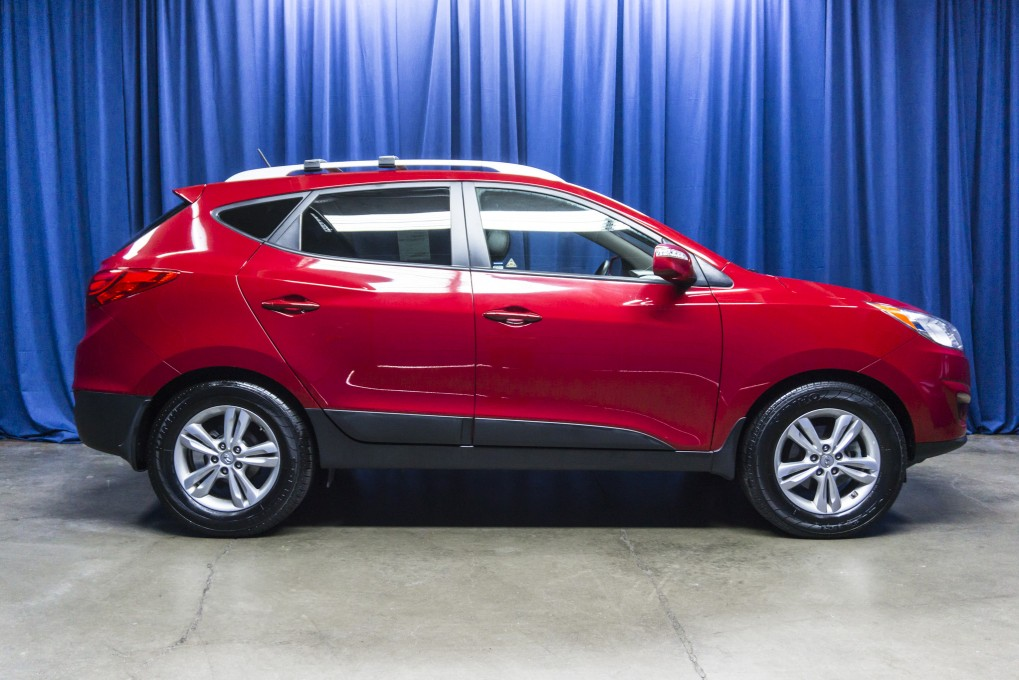 Used 2012 Hyundai Tucson, $11999