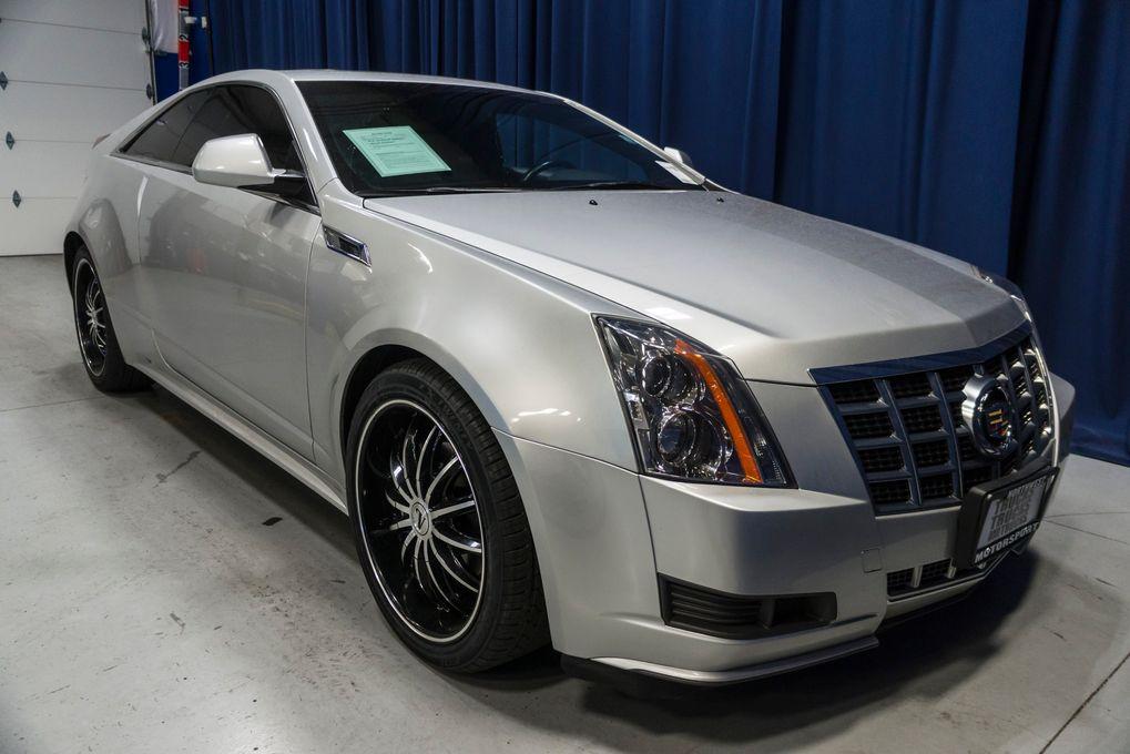 Used 2013 Cadillac CTS, $17999