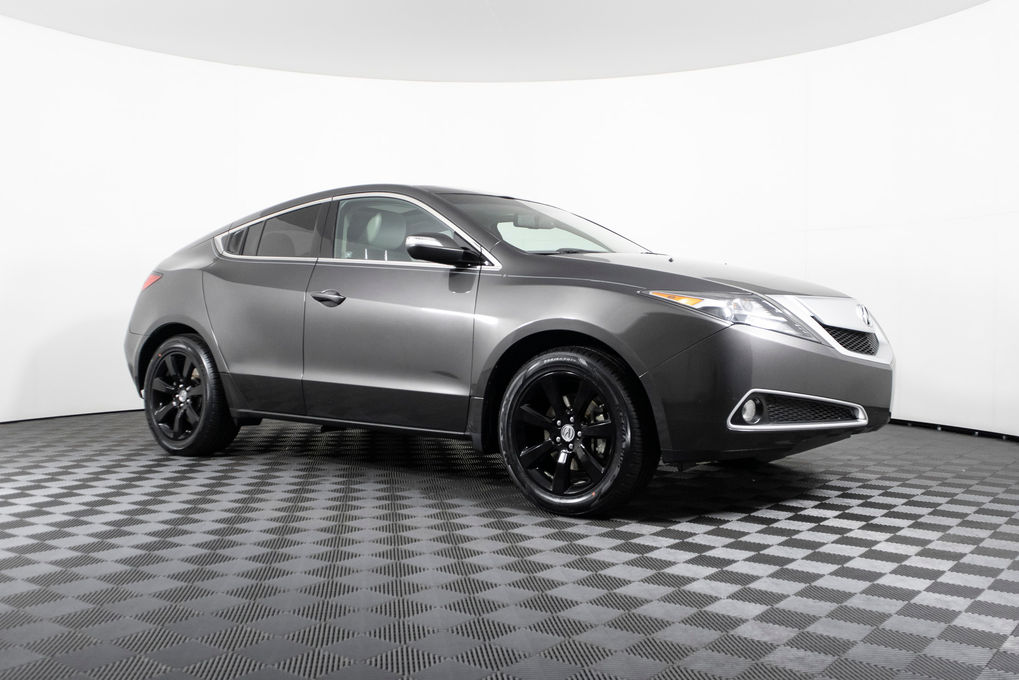 Top Used Acura ZDX For Sale Near Me - Acura crossover zdx