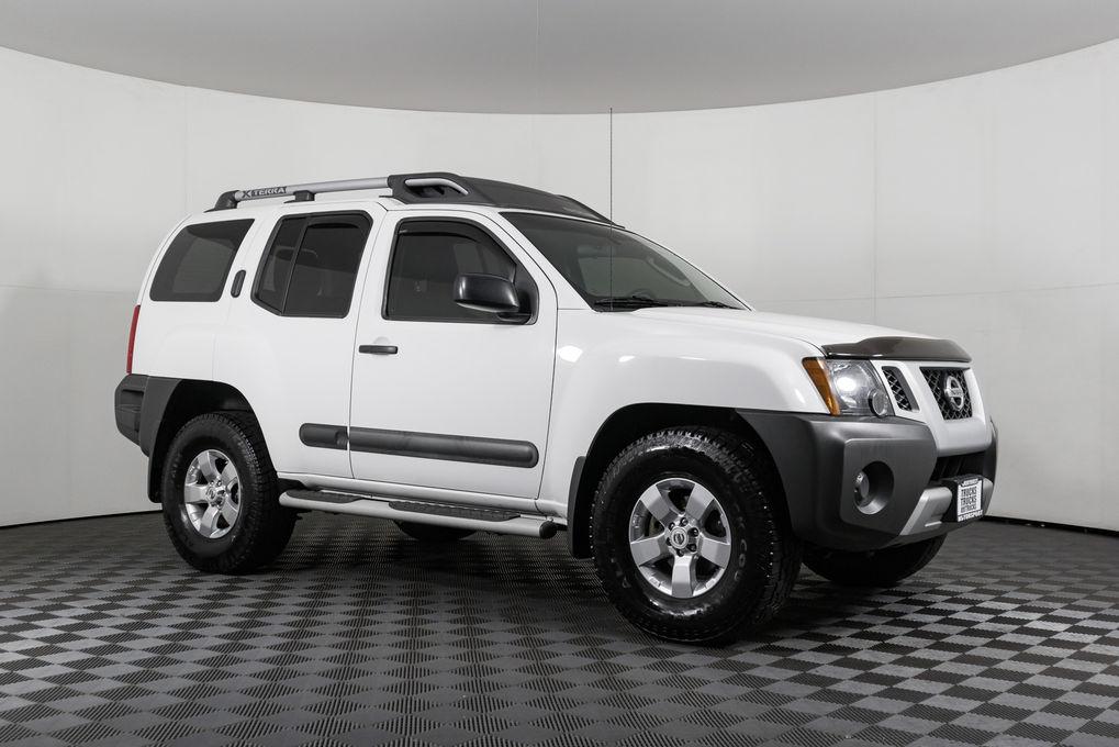 50 Best 2012 Nissan Xterra for Sale, Savings from $2,319