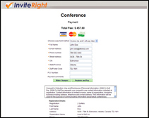 event sample multiple payment methods