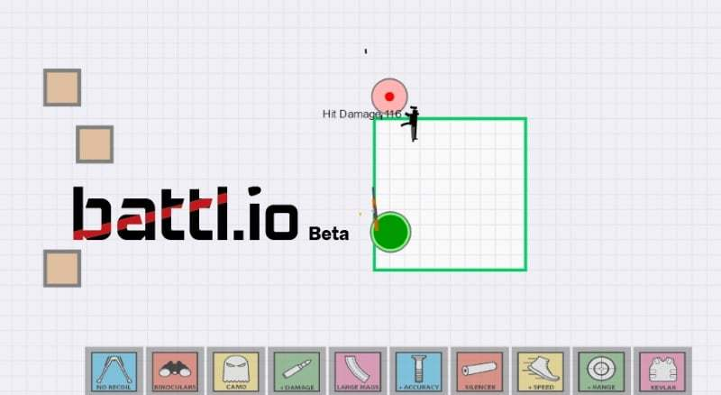 Battl.io thumbnail image. Play IO Games at iogames.network!