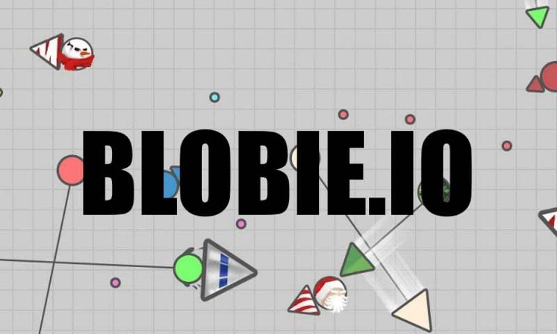 Blobie.io thumbnail image. Play IO Games at iogames.network!