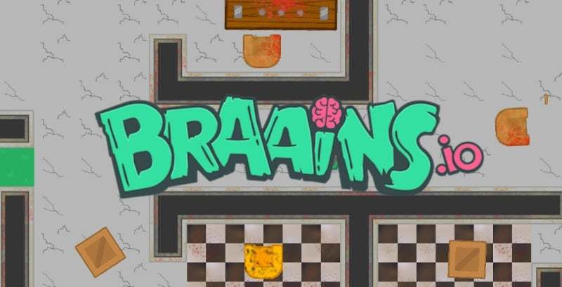Braains.io thumbnail image. Play IO Games at iogames.network!