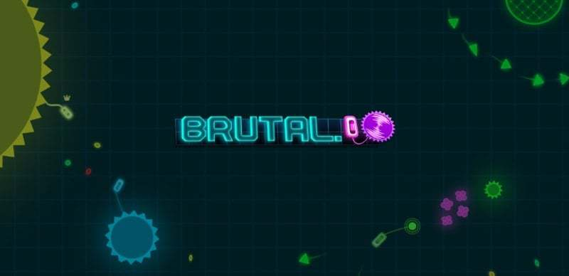 Brutal.io thumbnail image. Play IO Games at iogames.network!