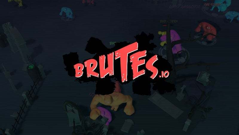 Brutes.io thumbnail image. Play IO Games at iogames.network!