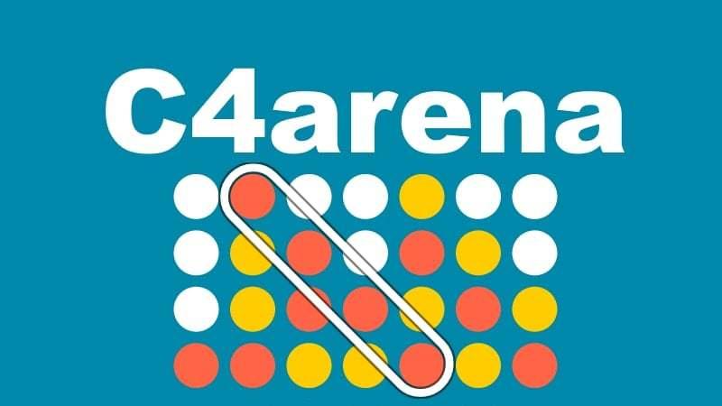 C4Arena.com thumbnail image. Play IO Games at iogames.network!