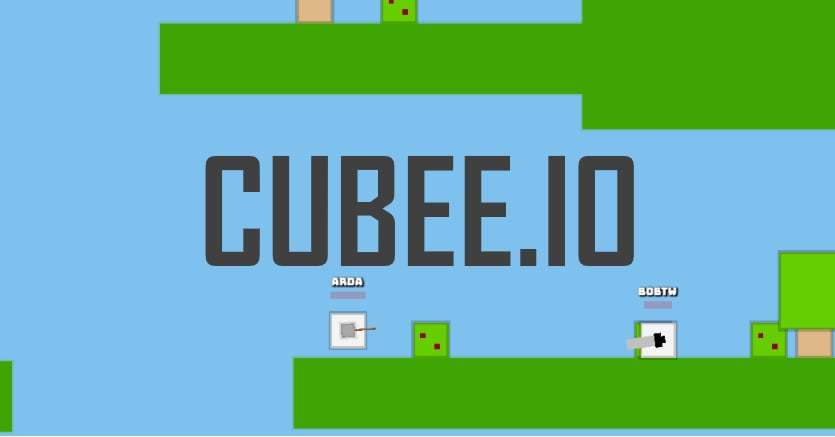 Cubee.io thumbnail image. Play IO Games at iogames.network!