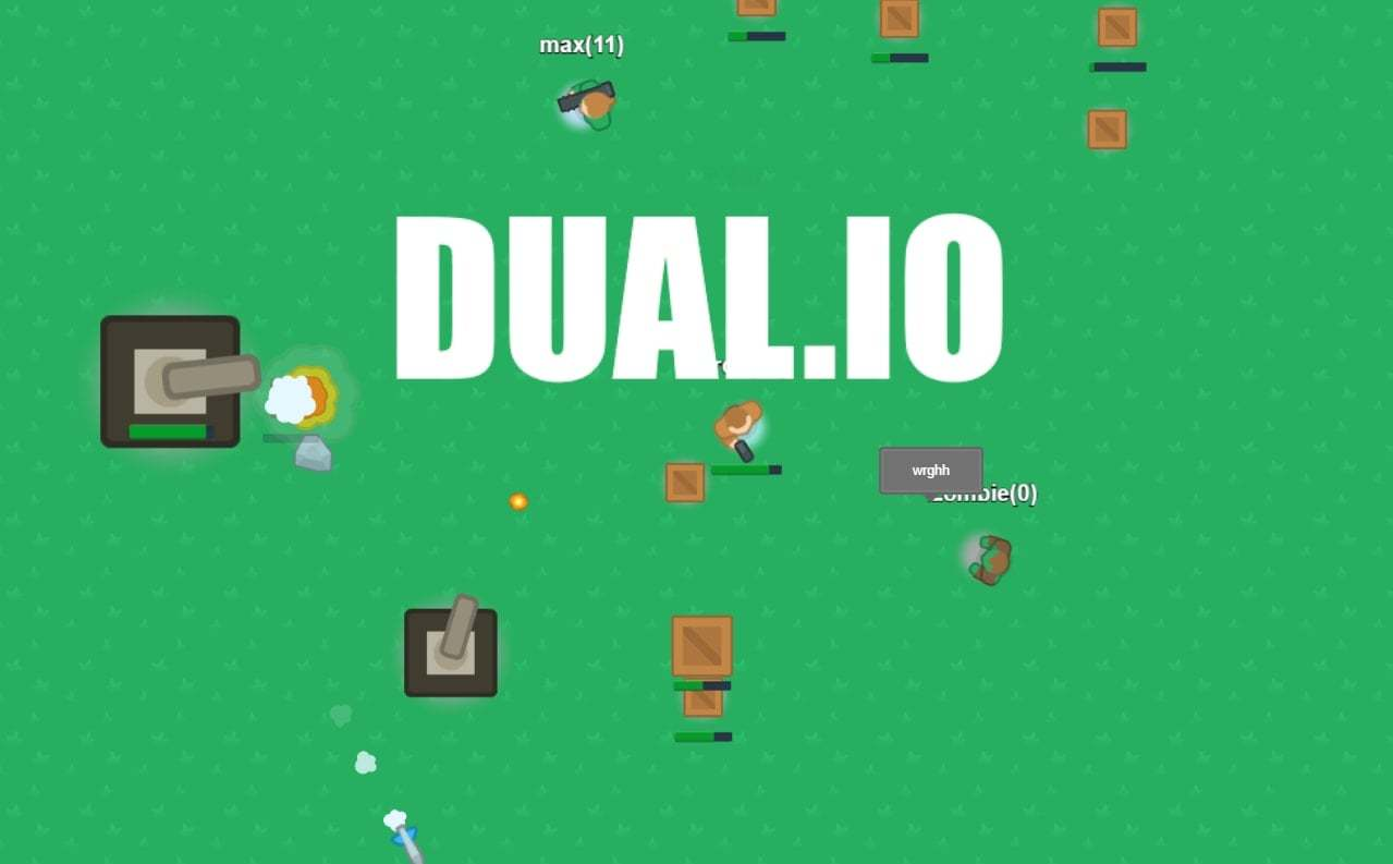 Duals.io thumbnail image. Play IO Games at iogames.network!