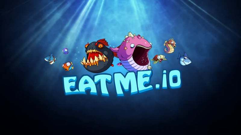 EatMe.io thumbnail image. Play IO Games at iogames.network!