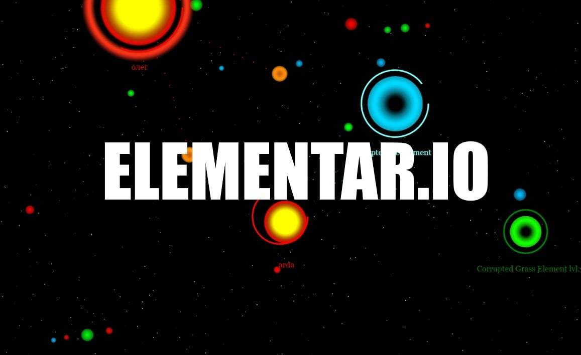 Elementar.io thumbnail image. Play IO Games at iogames.network!