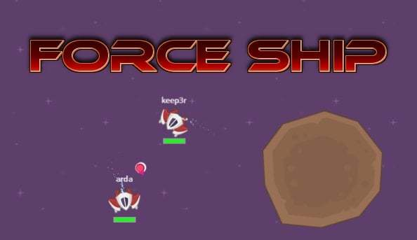 ForceShip.eu thumbnail image. Play IO Games at iogames.network!